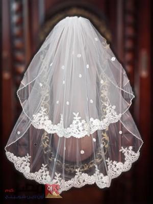 طرحة فستان فرح
