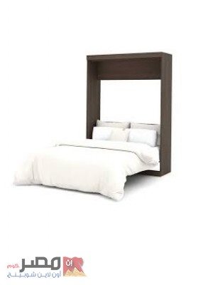 سرير حائط ( مقاس 120 سم )